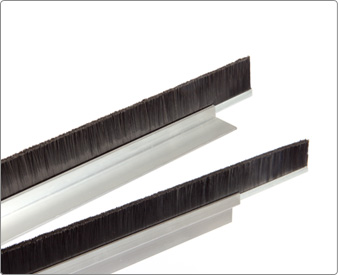 Gutmann Standard strip and sealing brushes